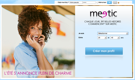 Avis & Test Meetic